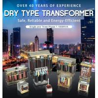 Wholesale Single And Three Phase Low Voltage Dry Type Transformer 1-1000kva Copper Alumnium from china suppliers