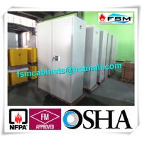 Wholesale Metal Fireproof Storage Cabinets With 2 Door For Large File / Documents from china suppliers