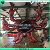 Buy cheap Inflatable Crab,Inflatable Crab Cartoon,Inflatable Crab Costume from wholesalers