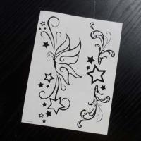 Print temporary tattoos quality print temporary tattoos for Standard ink tattoo company
