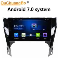 Buy cheap Ouchuangbo car multimedia stereo android 7.0 for Toyota Camry 2012-2013 with USB from wholesalers