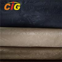Buy cheap Colorful PVC Artificial Leather Fabric For Handbag , PVC Synthetic Leather from wholesalers