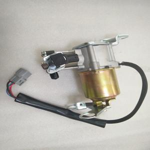 Buy cheap air compressor 48910-60021 for Prado 2.7 4.0 Lexus GX470 GX460 air suspension pump from wholesalers