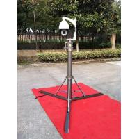 Wholesale 3m Small Pneumatic Telescopic Mast Lightweight , Telescopic CCTV Mast from china suppliers
