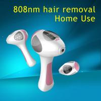 Quality Portable Home Beauty Equipment 808nm Diode Laser Arm / Leg / Bikini Hair Removal Machine for sale