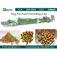 Wholesale Cat / Bird / Fish Pet Feed Production Line from china suppliers