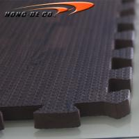 Wholesale Eco-Soft Wood Floor Tiles - EVA foam softer , safety passing EN71,REACH, Formamide from china suppliers