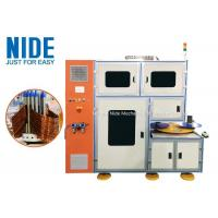 Wholesale Stator Coil Winding Machine Middle Size Automatic Type Two Stations Structure from china suppliers