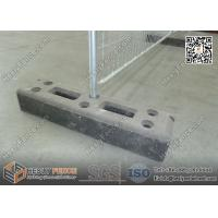 Wholesale Recycled Rubber Block Feet for Temporary Fence | China Supplier from china suppliers