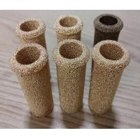 Wholesale Precision pneumatic silencer BSPT thread bronze air silencer from china suppliers