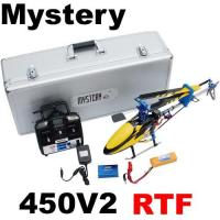 China 450V2 Rtf 2.4G 6CH 3D RC Helicopter Clone Align Trex (10030805) on sale