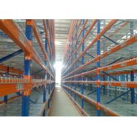 Wholesale Durable Conventional Heavy Duty Steel Storage Racks , Heavy Metal Shelving 2400H * 1000D * 2300L from china suppliers