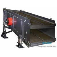 China Eccentric Shaft  Linear Motion Vibrating Screen High Strength  1 Year Warranty on sale