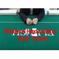 Buy cheap Wristband Hand catching Poker Camera for Poker Analyzer System from Wholesalers
