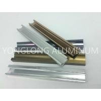 Wholesale Customize Aluminium Kitchen Profile High Hardness Of Lacquer Film from china suppliers