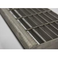 Wholesale Composite Galvanised Steel Steps, Metal Step TreadsWith  Checkered Plate from china suppliers