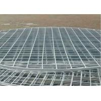 Quality Welded 30 X 3 Galvanized Steel Grating Durable Safety ISO9001 Standard for sale