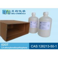 Wholesale Electronic grade EDOT PEDOT 126213-50-1 sligtly unpleasant odor from china suppliers