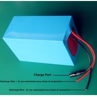 Buy cheap 48v 36V 1000W Electric Bike Lithium Battery 48V 30Ah Li-ion 18650 battery with from wholesalers