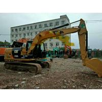 China 2014 312D2 Second Hand Caterpillar Excavators For Sale With Low Working Hours for sale