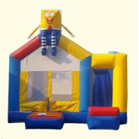 Wholesale Combo Inflatable Bounce House Slide from china suppliers