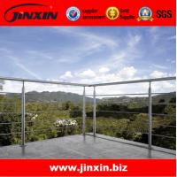 Wholesale Glass balustrade indoor stair railings for stairs design from china suppliers