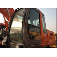 Quality USED HITACHI ZX130W WHEEL EXCAVATOR FOR SALE ORIGINAL JAPAN HITACHI ZX130W FOR SALE CHINA for sale