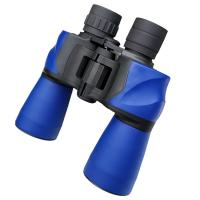 Wholesale Blue Waterproof 7x50 Binoculars Center Focus With Porro Bak4 Prism from china suppliers