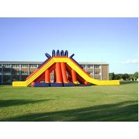 Wholesale PVC Tarpaulin Safety Giant Inflatable Slide For Aduct And Kids from china suppliers