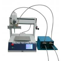 Wholesale Two Components Automatic Glue Dispenser 300x300x60 Mm With Automatic Mixing System from china suppliers