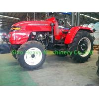Buy cheap Compact Farm Tractors 60.3kw 1000R / Min Four Wheel Drive 80 HP 11400 kg 4WD from wholesalers
