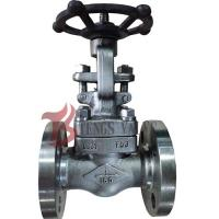Wholesale Flanged Forged Steel Valves , Super Duplex Stainless Steel Gate Valve from china suppliers