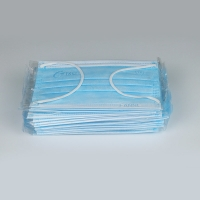 Wholesale Personal Heath Care 99% BFE 3 Ply Non Woven Face Mask from china suppliers