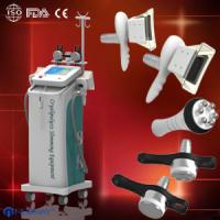 Wholesale Body shaping device / cryolipolysis Slimming Machine/ equipment for fat reduction from china suppliers