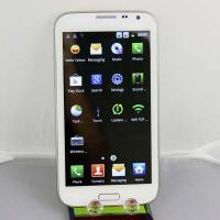 Wholesale 5 Inch Touchpad Mobile Phones , White MTK6575 With 3G / Wifi from china suppliers