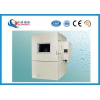 Quality Baking Finish Humidity And Temperature Controlled Chamber Programmable White Color for sale