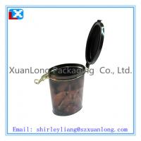Wholesale oval coffee gift tin boxes from china suppliers