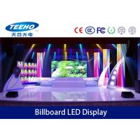 Wholesale HD Indoor P6 Rental Billboard LED Display Screen with Die Casting Aluminum Cabinets from china suppliers
