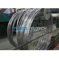 Wholesale S30400 / 1.4301 Stainless Steel Coiled Tubing For Boiler And Heat Exchanger from china suppliers
