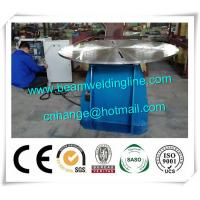 High Speed Automatic Pipe Welding Positioner For Painting And Coating Spraying