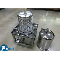 Wholesale Carbon Filtration Plate And Frame Filter Of Vertical Stack Structure from china suppliers