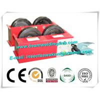 Wholesale DC 100W Pipe Welding Rotator , elding Fit-up Beds Welding Turning Rolls from china suppliers