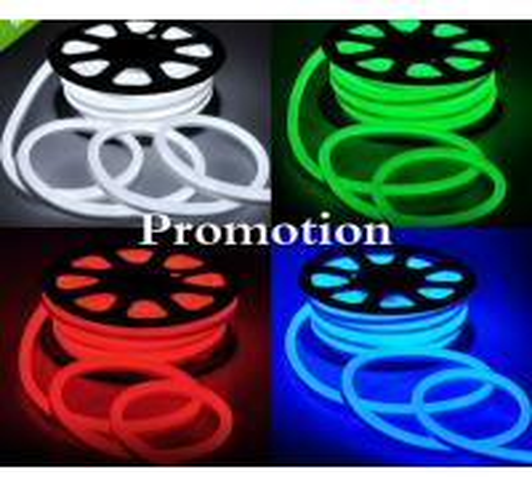 ultra slim IP65 led neon flex rope light for xmas #0: ultra slim ip65 led neon flex rope light for xmas decoration