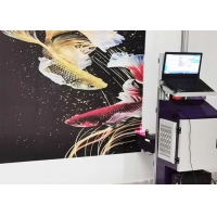 Wholesale TECO Motor 1440dpi CMYK Direct Wall Inkjet Printer from china suppliers