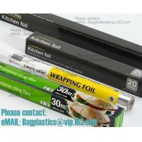 Wholesale foil on roll, foil, aluminium, emboss, kitchen foil, wrapping foil, baking foil, clingfilm from china suppliers