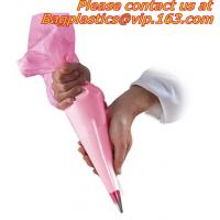Wholesale sugar craft bags, Cake Cream, Decorating, Pastry bags, piping, pastry disposable bags from china suppliers
