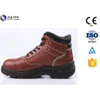 Wholesale Trucker Stylish PPE Safety Shoes For Electrical Workers Customized Acid Resistant from china suppliers