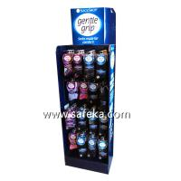Wholesale Socks POP Corrugated Pegboard Display,Hook Displays in Store from china suppliers