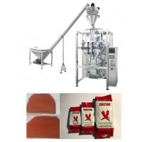 Wholesale Chilli Powder Automated Packing Machine / Singhara Nut Starch Packing Machine from china suppliers