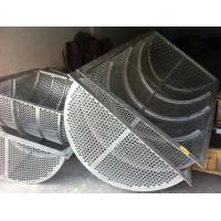 Buy cheap Incoloy 926(UNS N08926,1.4529,Alloy 926,Incoloy926)screen filters sieve baskets filter drums filter screen from wholesalers